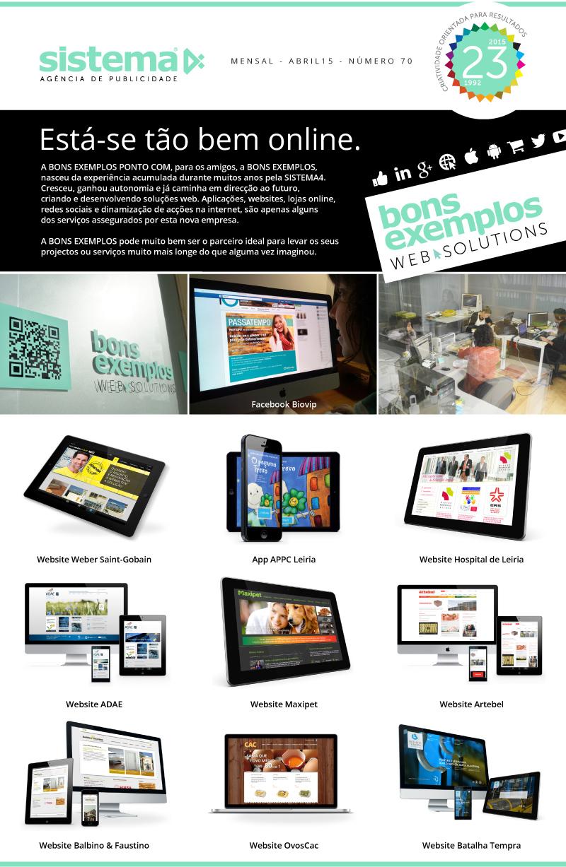 newsletter sistema4
