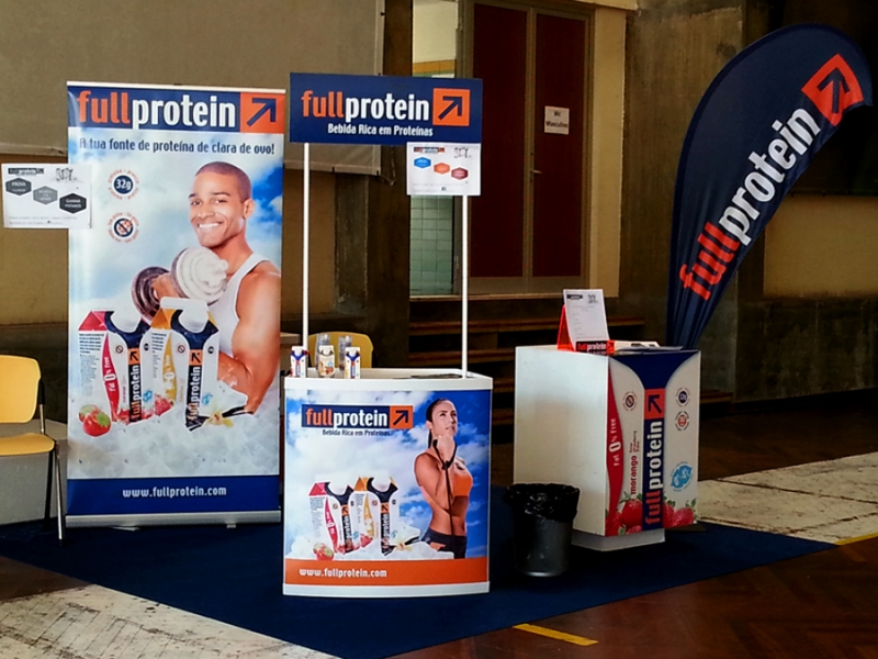Standup fullprotein